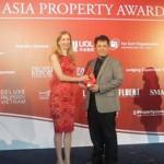 SEA Property & Forbes Asia Award