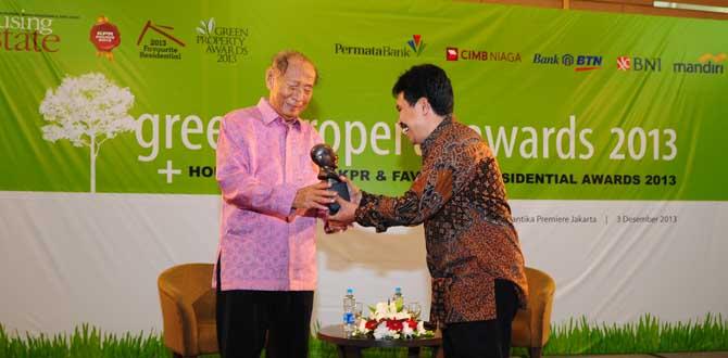 Ciputra Meraih Begawan Awards