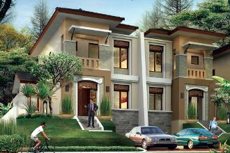 Rumah split level di Seminyak Area