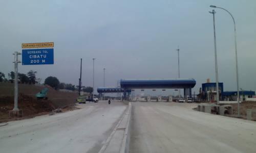Gerbang Tol Cibatu, Cikarang