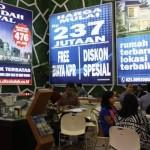 Suasana Pameran Indonesia Properti Expo 2014