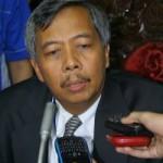 Rektor Universitas Diponegoro Semarang, Prof Sudharto P Hadi