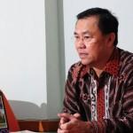 Ketua Dewan Pimpinan Pusat Real Estat Indonesia (REI) Eddy Hussy