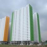 Apartemen The Green Pramuka