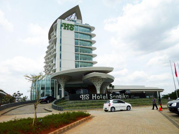 Hotel Santika Kota Harapan Indah