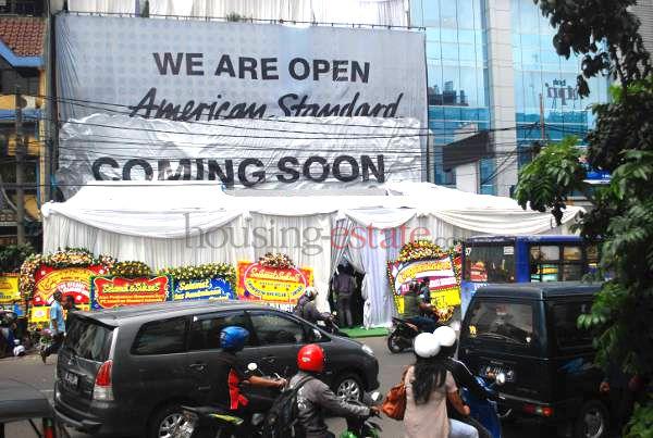 Amstad Buka Showroom Di Jakarta Selatan