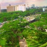 Green City (Ilustrasi)