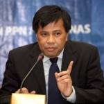 Wakil Menteri Perencanaan Pembangunan Nasional/Bappenas Lukita Dinarsyah Uwo