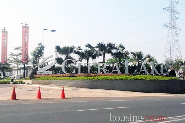 Gerbang Citralake Sawangan