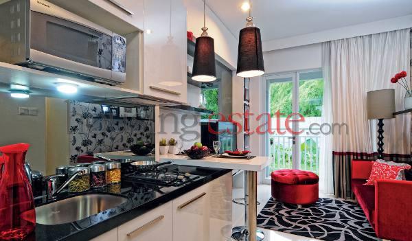 Desain Dapur Dekat Garasi mengubah paradigma meletakkan dapur di depan