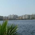 Jeddah merupakan kota internasional dengan pemandangan gedung perkantoran dan apartemen menjulang tinggi