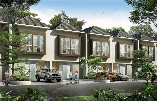 Cluster Fortune Terrace ( Graha Raya )