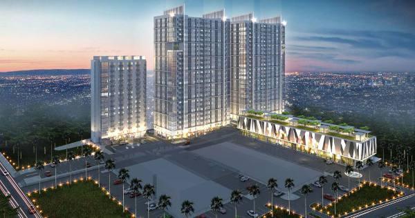 Apartemen Tamansari Mahogany Karawang
