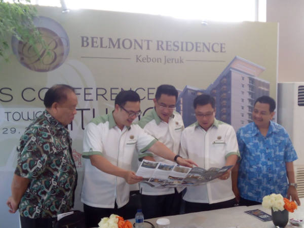 Launching Tower Athena Belmont Residence