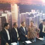 Acara peluncuran Orange County di Jakarta