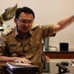 Basuki T. Purnama, Plt Gubernur DKI Jakarta