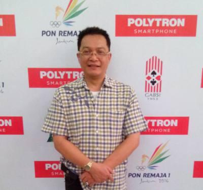 Santo Kadarusman, Public Relation & Marketing Event Manager Polytron
