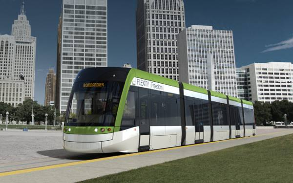 Ilustrasi: Light Rail Transit di negara berkembang