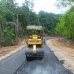 Ilustrasi: Pembangunan Jalan di Kawasan Perbatasan