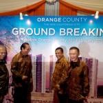 Groundbreaking Orange County