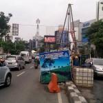 Pembangunan Jalan Layang Transjakarta