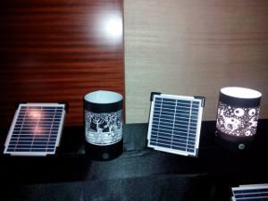 Produk-produk Solar Latern Panasonic
