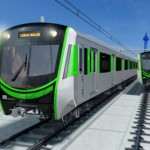 MRT buatan Sumitomo Corp