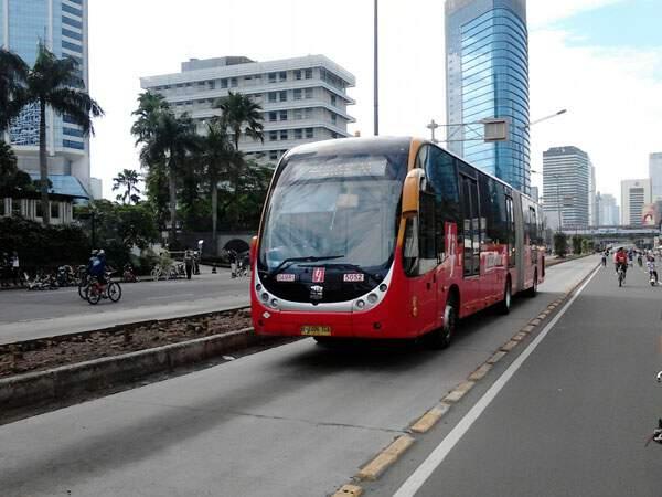 TransJakarta-Busway