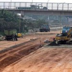 Proyek pembangunan jalan tol Medan-Binjai