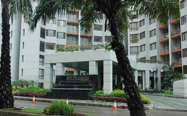 Aston Rasuna, salah satu kondotel di pusat bisnis Jakarta