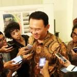 Gubernur DKI Jakarta Basuki T. Purnama