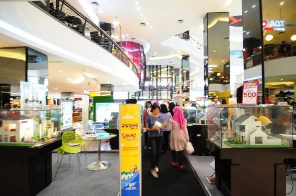 Pameran perumahan HousingEstate BTN Expo 2015 di FX Mall Sudirman