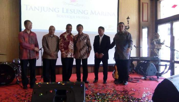 Pre Launching Marina Boutique Hotel Tanjung Lesung