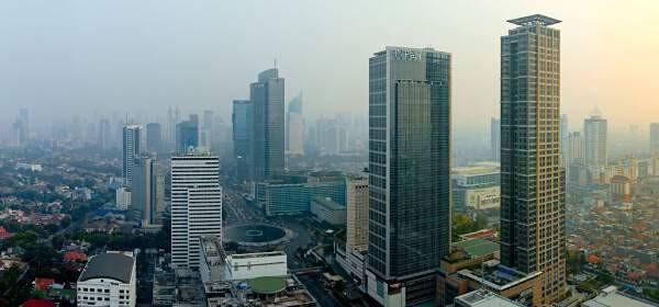 salah satu gedung milik HK Realtindo, The H Tower