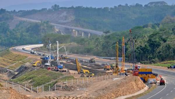 HK Dapat Pinjaman Rp1,2 Triliun Untuk Tol Palembang-Indralaya