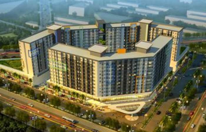 Puri City Apartment