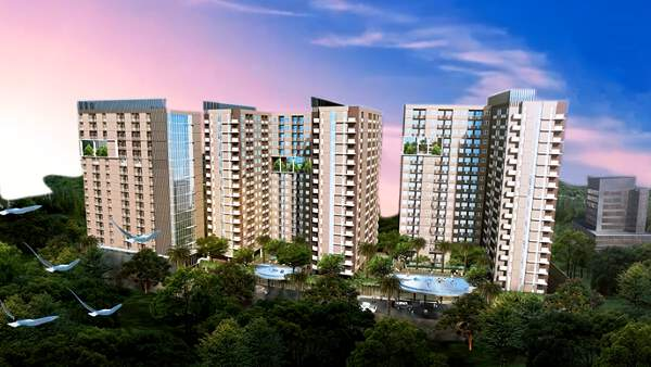 Serpong Greenview Apartment