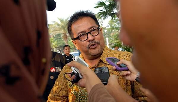 Plt Gubernur Banten, Rano Karno