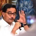 Menteri Agraria dan Tata Ruang/Badan Pertanahan Nasional (BPN) Ferry Mursyidan Baldan