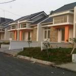 Salah satu tipe rumah di Cibubur City
