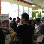 Suasana Pengunjung BTN Property Expo 2015