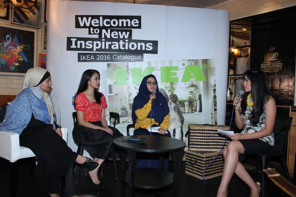 2 Home Resolution Talkshow IKEA Indonesia