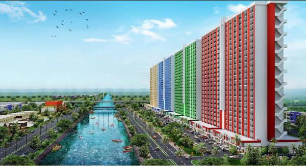 Apartemen River View Residences Jababeka