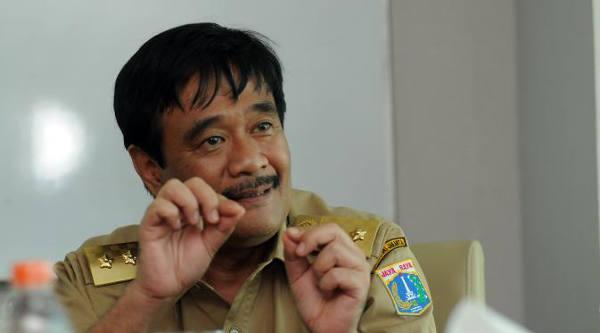 Wagub DKI Jakarta, Djarot Saiful Hidayat