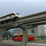 Ilustrasi : Mass Rapid Transit