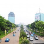 Jalan Boulevard Bintaro Jaya
