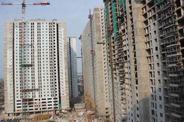 Pembangunan Apartemen Bassura City