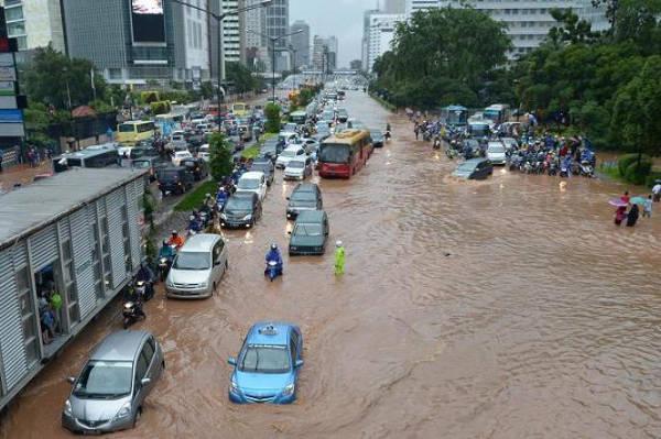 Banjir Tidak Membuat Harga Rumah di Jakarta Turun
