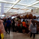 Suasana International Handicraft Trade Fair (Inacraft) 2016