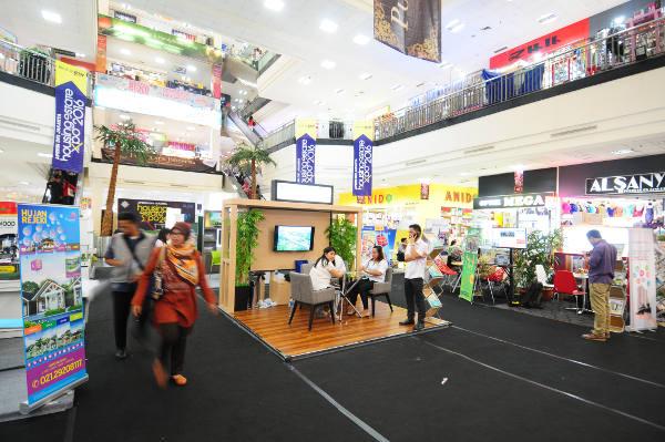 HousingEstate Expo 2016 di Mall Depok Town Square